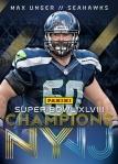 Panini America Seattle Seahawks Super Bowl XLVIII Champions (5)