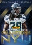 Panini America Seattle Seahawks Super Bowl XLVIII Champions (7)