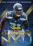 Panini America Seattle Seahawks Super Bowl XLVIII Champions (8)
