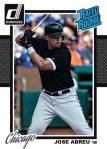 2014 Donruss Baseball Abreu