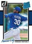 2014 Donruss Baseball Ventura