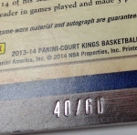 Panini America 2013-14 Court Kings Basketball QC (110)