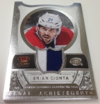Panini America 2013-14 Crown Royale Hockey Die-Cut Mem (27)