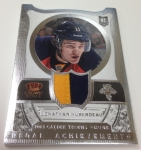 Panini America 2013-14 Crown Royale Hockey Die-Cut Mem (31)
