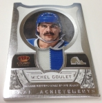 Panini America 2013-14 Crown Royale Hockey Die-Cut Mem (34)