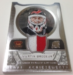 Panini America 2013-14 Crown Royale Hockey Die-Cut Mem (35)