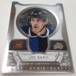 Panini America 2013-14 Crown Royale Hockey Die-Cut Mem (36)