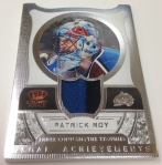 Panini America 2013-14 Crown Royale Hockey Die-Cut Mem (39)