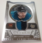Panini America 2013-14 Crown Royale Hockey Die-Cut Mem (40)