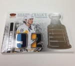 Panini America 2013-14 Crown Royale Hockey Die-Cut Mem (5)