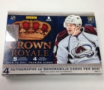Panini America 2013-14 Crown Royale Hockey QC (1)