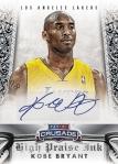 Panini America 2013-14 Crusade Basketball Kobe