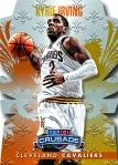 Panini America 2013-14 Crusade Basketball Kyrie