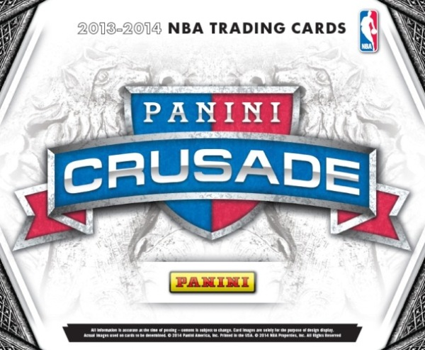 Panini America 2013-14 Crusade Basketball Main