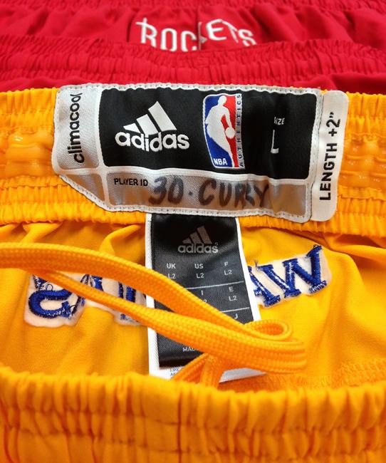Panini America 2013-14 Immaculate Basketball Shorts (26)