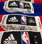 Panini America 2013-14 Immaculate Basketball Shorts (47)