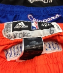 Panini America 2013-14 Immaculate Basketball Shorts (7)