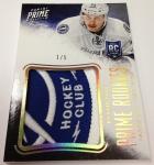 Panini America 2013-14 Prime Hockey Prime Rookies Pre-Ink (15)