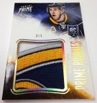 Panini America 2013-14 Prime Hockey Prime Rookies Pre-Ink (56)