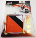 Panini America 2013-14 Prime Hockey Prime Rookies Pre-Ink (71)