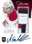 Panini America 2013-14 Rookie Anthology Hockey Galchenyuk