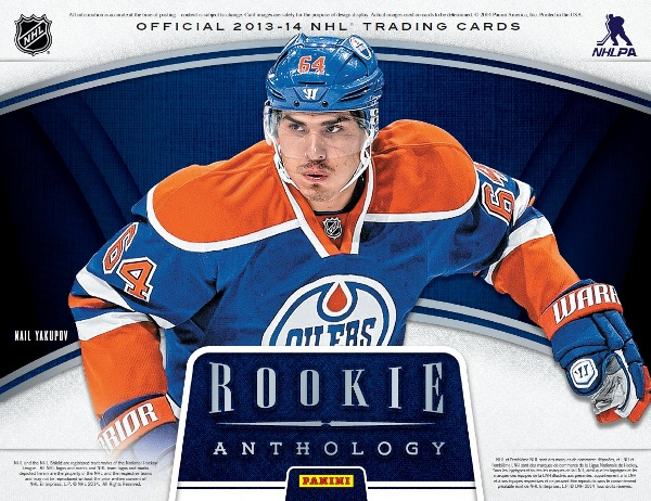 Panini America 2013-14 Rookie Anthology Hockey Main