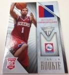 Panini America 2013-14 Titanium Basketball Retail Rookies (2)