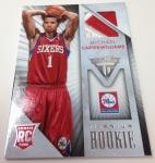 Panini America 2013-14 Titanium Basketball Retail Rookies (3)