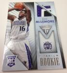 Panini America 2013-14 Titanium Basketball Retail Rookies (30)