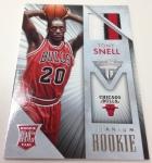 Panini America 2013-14 Titanium Basketball Retail Rookies (38)