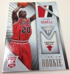 Panini America 2013-14 Titanium Basketball Retail Rookies (41)
