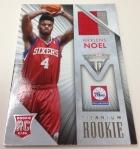 Panini America 2013-14 Titanium Basketball Retail Rookies (50)