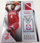 Panini America 2013-14 Titanium Basketball Retail Rookies (51)