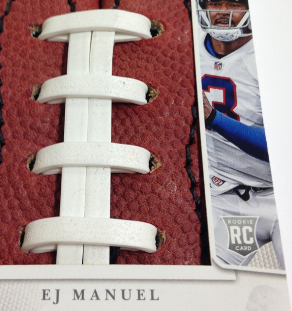 Panini America 2013 National Treasures Football Preview One Main