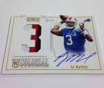 Panini America 2013 National Treasures Football Preview Two (1)