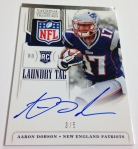 Panini America 2013 National Treasures Football Preview Two (12)
