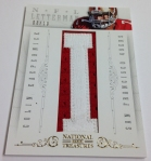 Panini America 2013 National Treasures Football Preview Two (26)