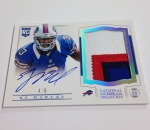 Panini America 2013 National Treasures Football Preview Two (3)