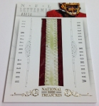 Panini America 2013 National Treasures Football Preview Two (32)