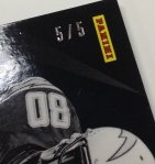 Panini America 2013 Spectra Football Teaser Box Three (14)
