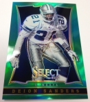 Panini America 2014 Industry Summit Select Football Green Prizms (11)