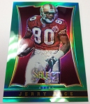 Panini America 2014 Industry Summit Select Football Green Prizms (12)
