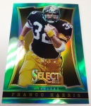 Panini America 2014 Industry Summit Select Football Green Prizms (13)