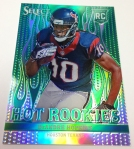 Panini America 2014 Industry Summit Select Football Green Prizms (16)