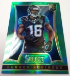 Panini America 2014 Industry Summit Select Football Green Prizms (21)
