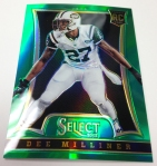 Panini America 2014 Industry Summit Select Football Green Prizms (22)