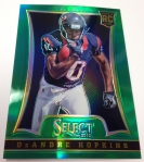 Panini America 2014 Industry Summit Select Football Green Prizms (24)
