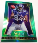 Panini America 2014 Industry Summit Select Football Green Prizms (25)