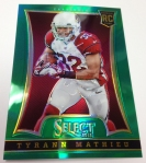 Panini America 2014 Industry Summit Select Football Green Prizms (27)