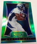 Panini America 2014 Industry Summit Select Football Green Prizms (29)